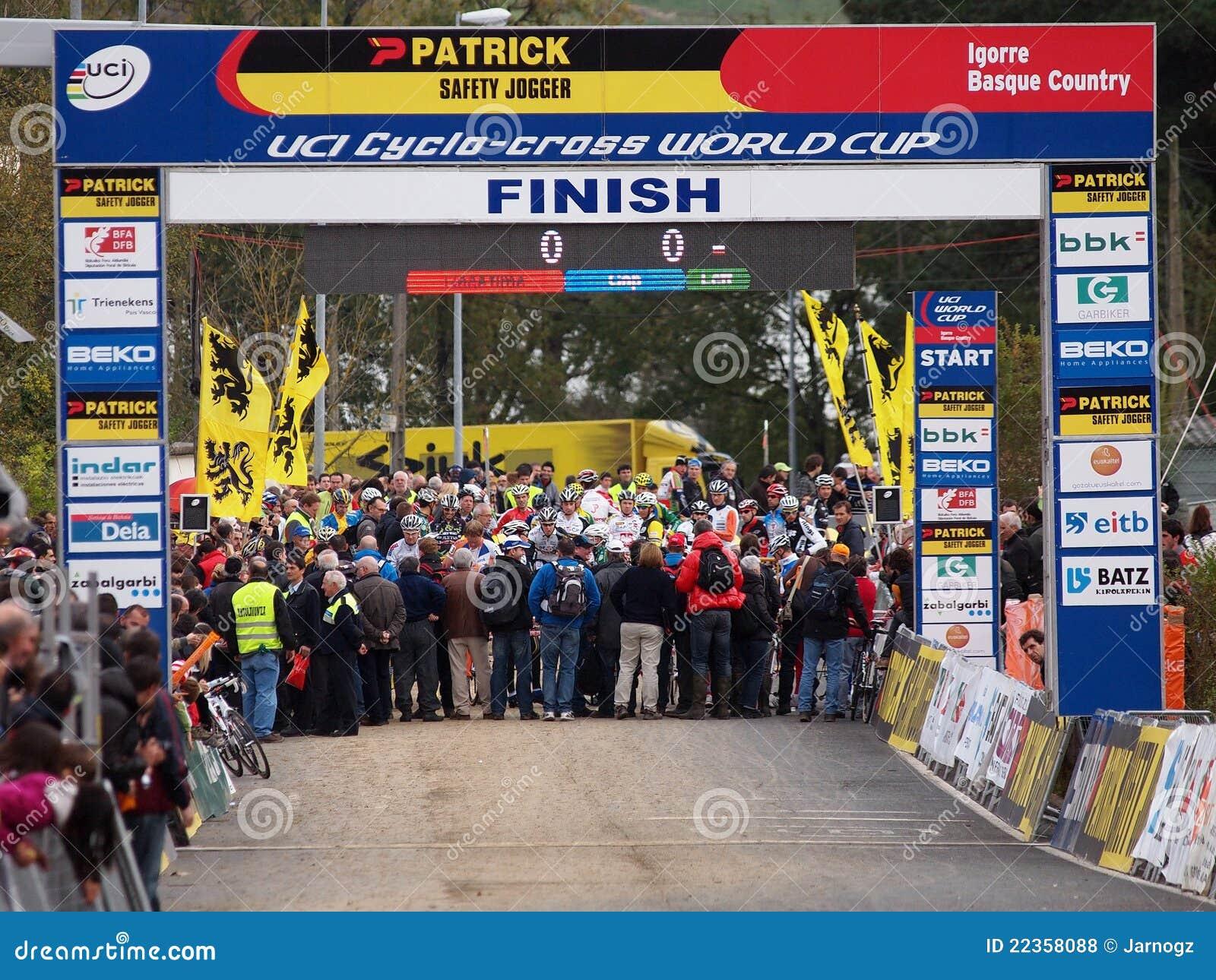 2011 2012第4杯子cyclocross来回世界