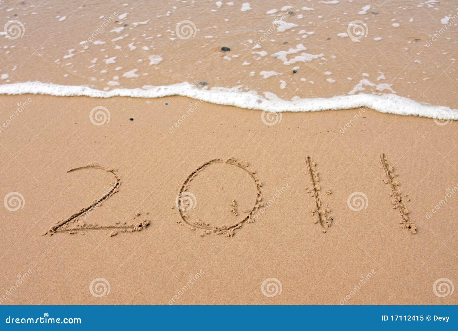 2011 feliz - Ano novo feliz