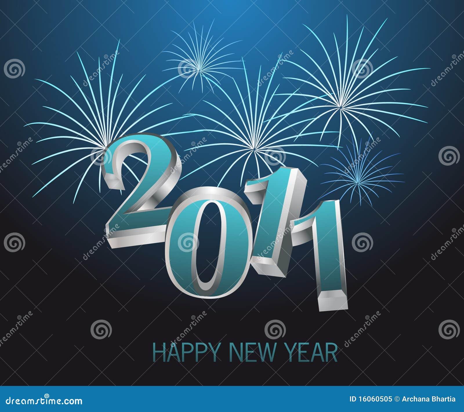 2011 nowy rok