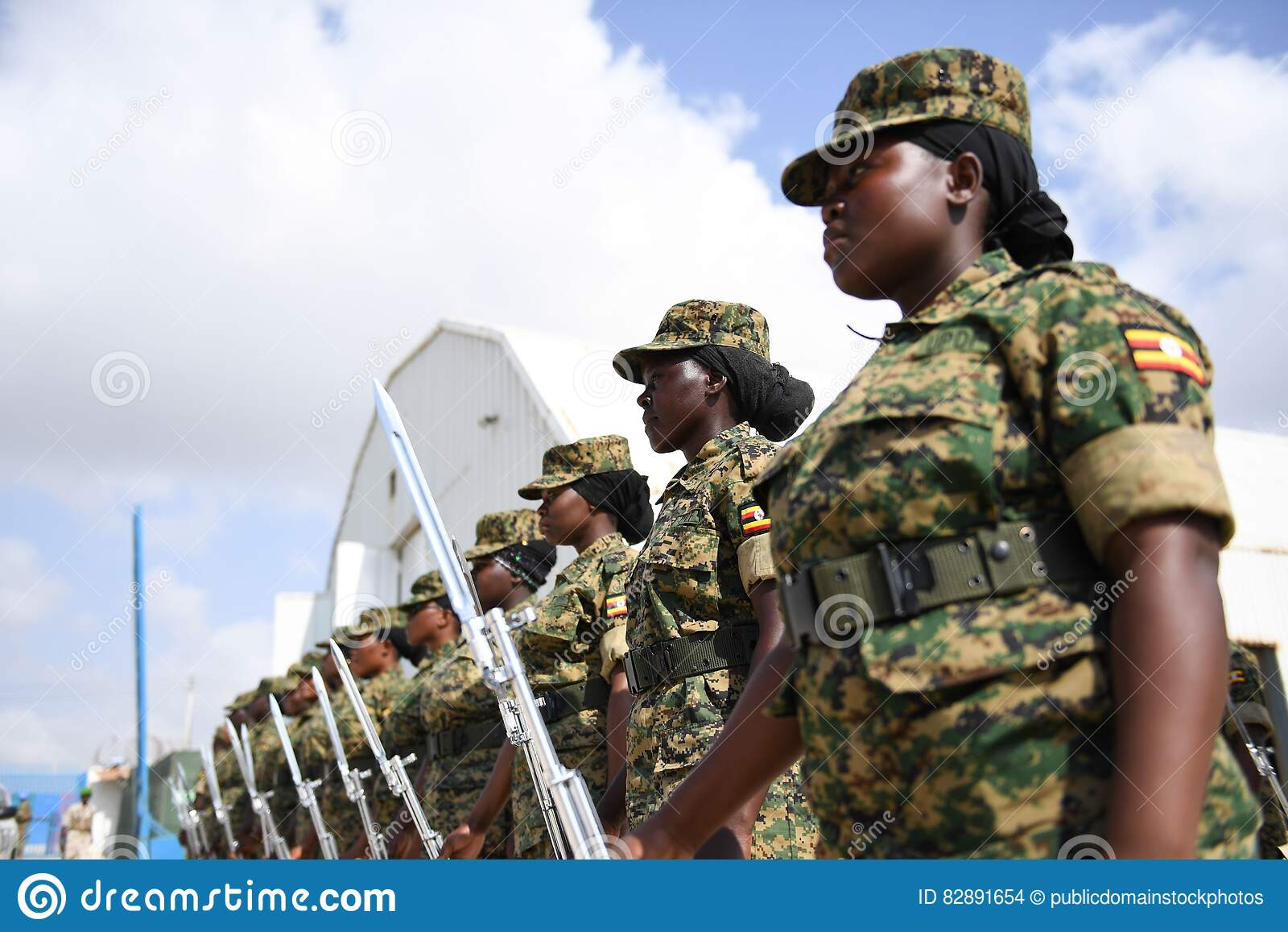 Download 2012_12_12_AMISOM_Female_Peacekeepers' Conference-15 Stock Photo - Image of : 82891654