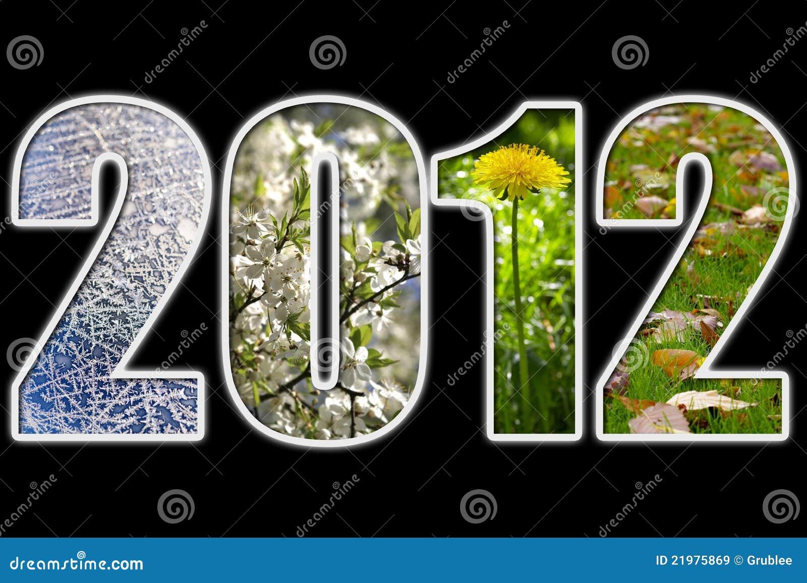 2012 Años Nuevos