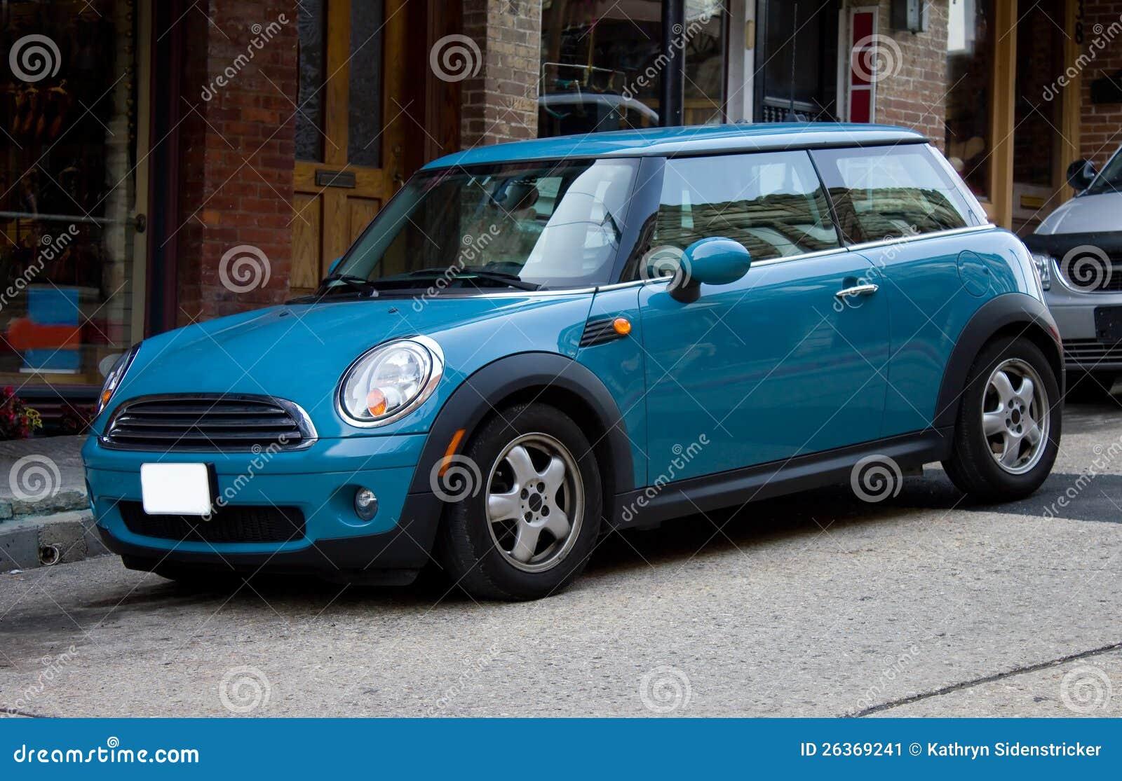 2012 Blue Mini Cooper Stock Image Image Of Light Icon