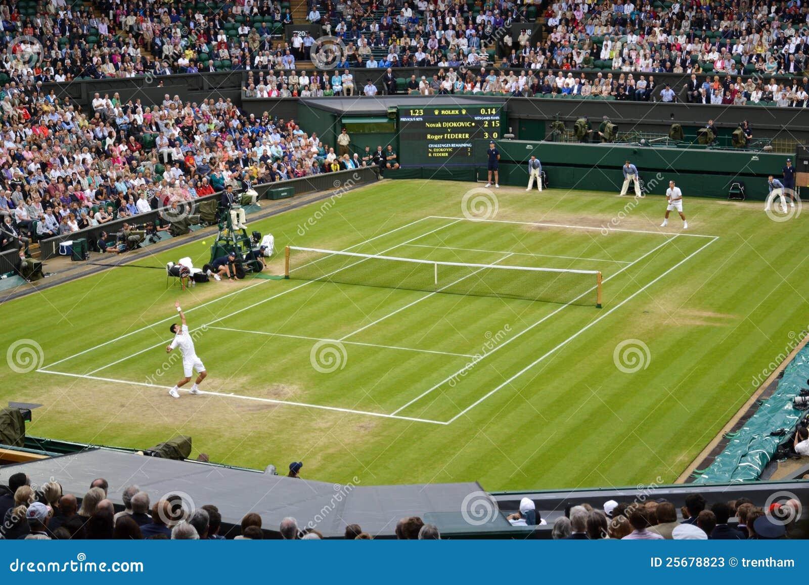 2012 definitywnych mężczyzna s definitywny Wimbledon