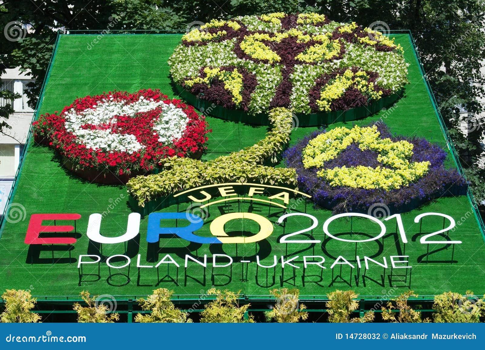 2012 euro logo