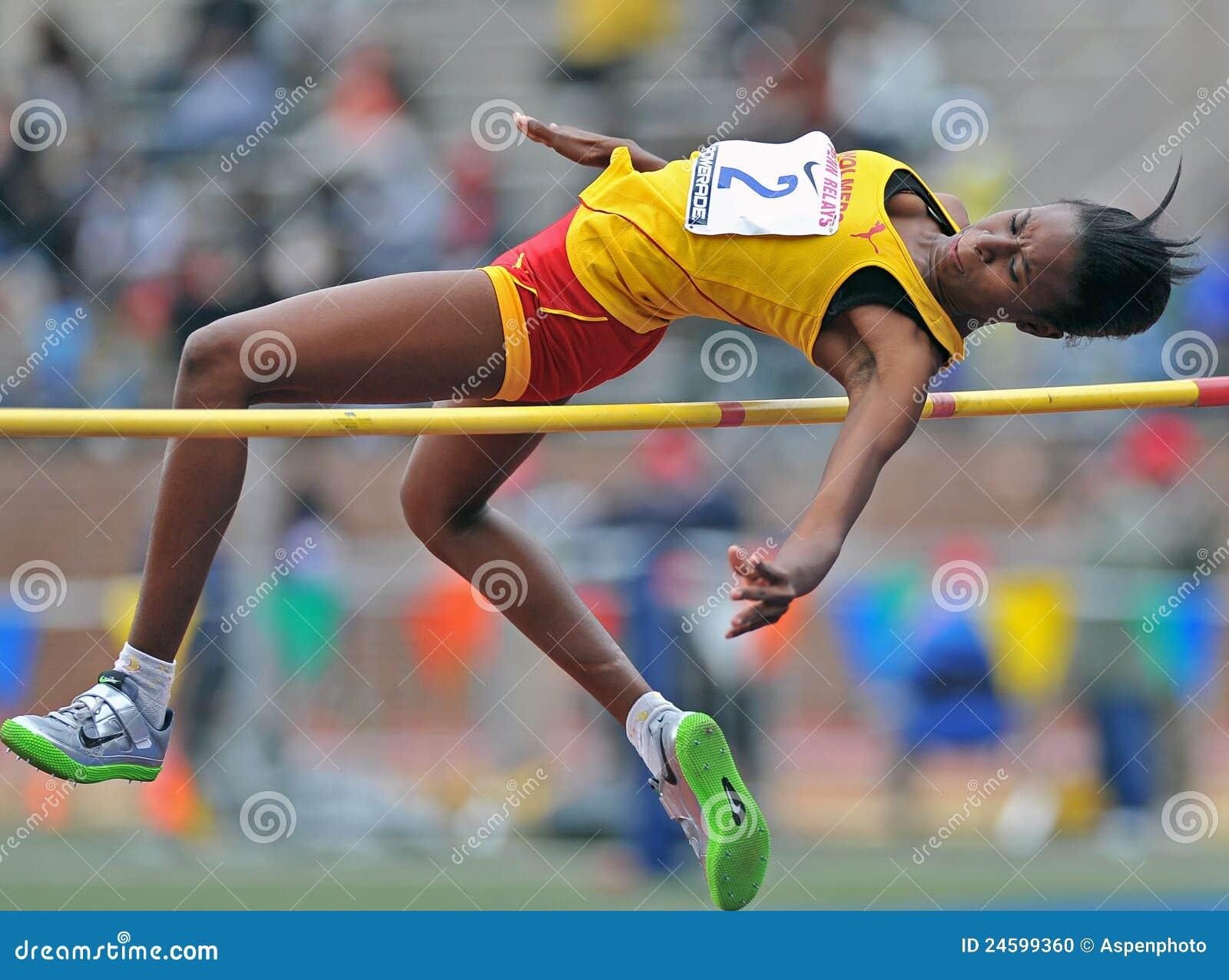 2012 pista - alto salto delle ragazze