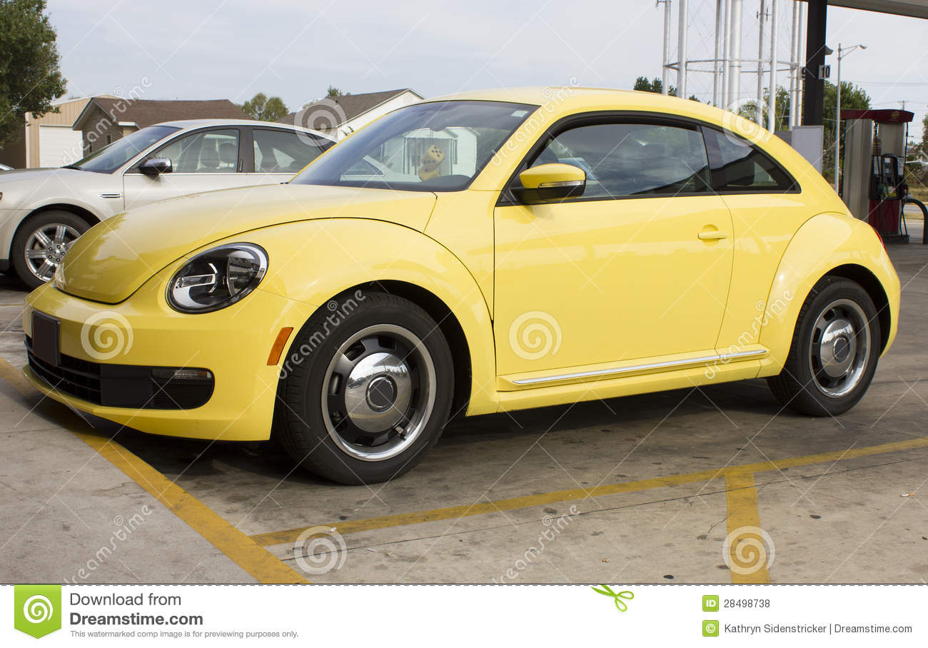2012 volkswagen beetle vw bug royalty free stock photos image 28498738. Black Bedroom Furniture Sets. Home Design Ideas