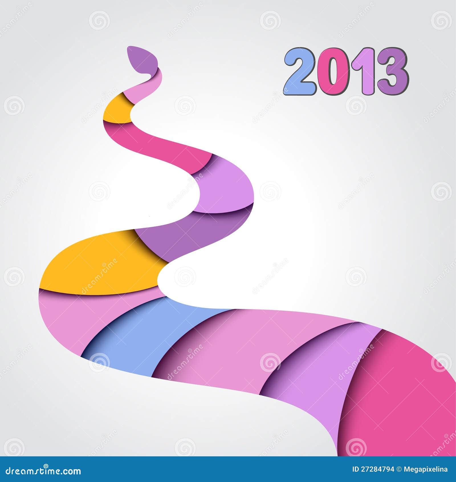 2013 år av ormen