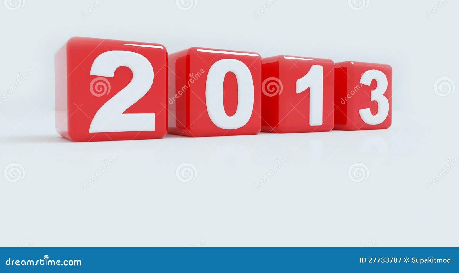 2013 im roten Würfel