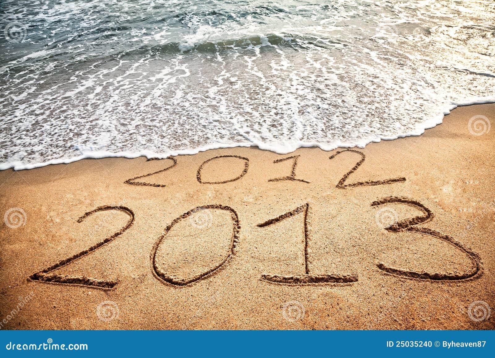 2013 kommande nya år