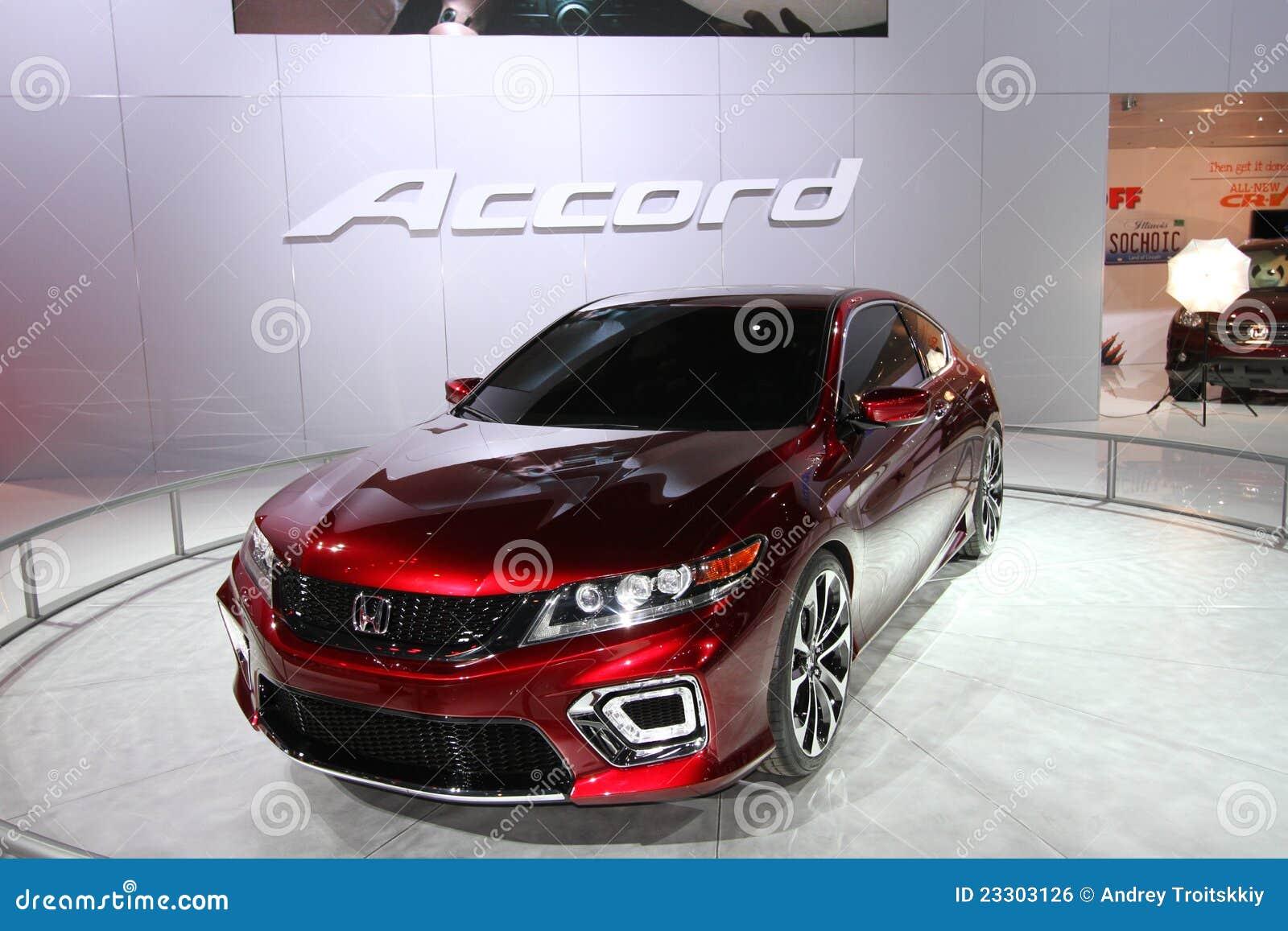 2013 New Honda Accord