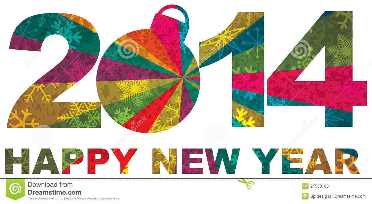 2014-happy-new-year-numerals-27583185