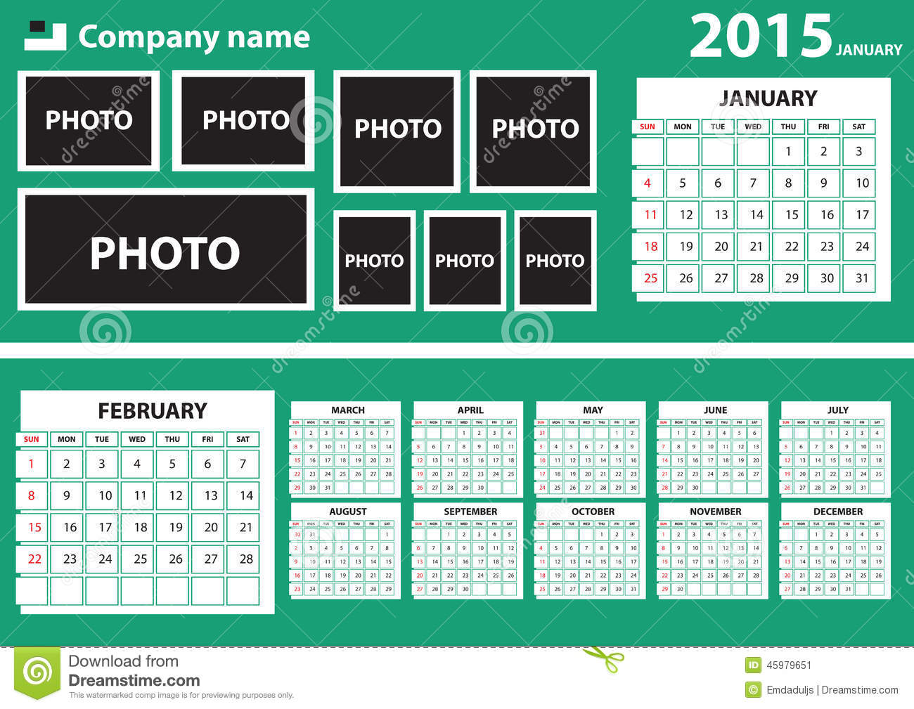 Animated 2015 Calendar New Calendar Template Site