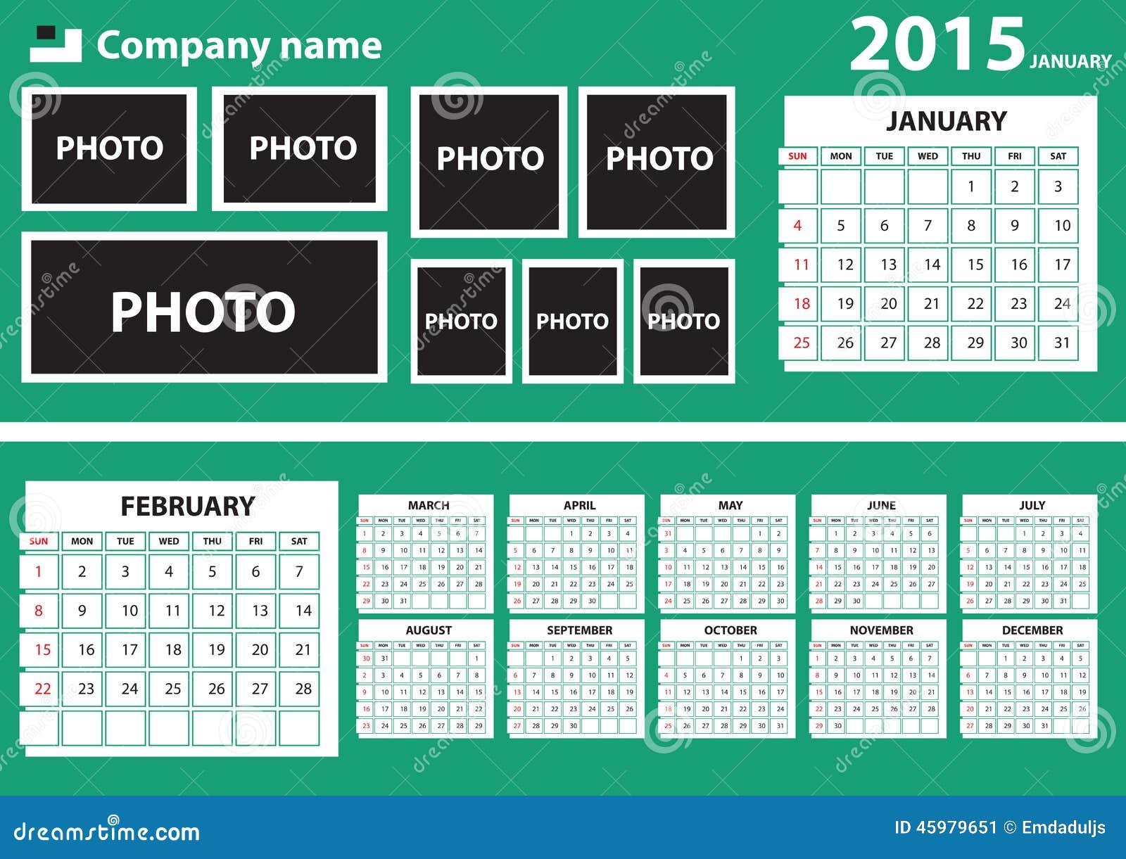 Animated 2015 Calendar New Calendar Template Site