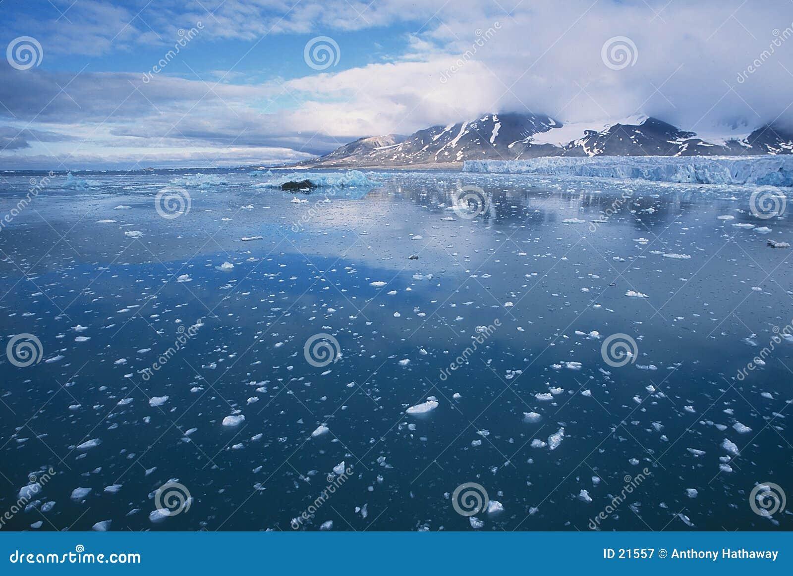 冰川摩纳哥
