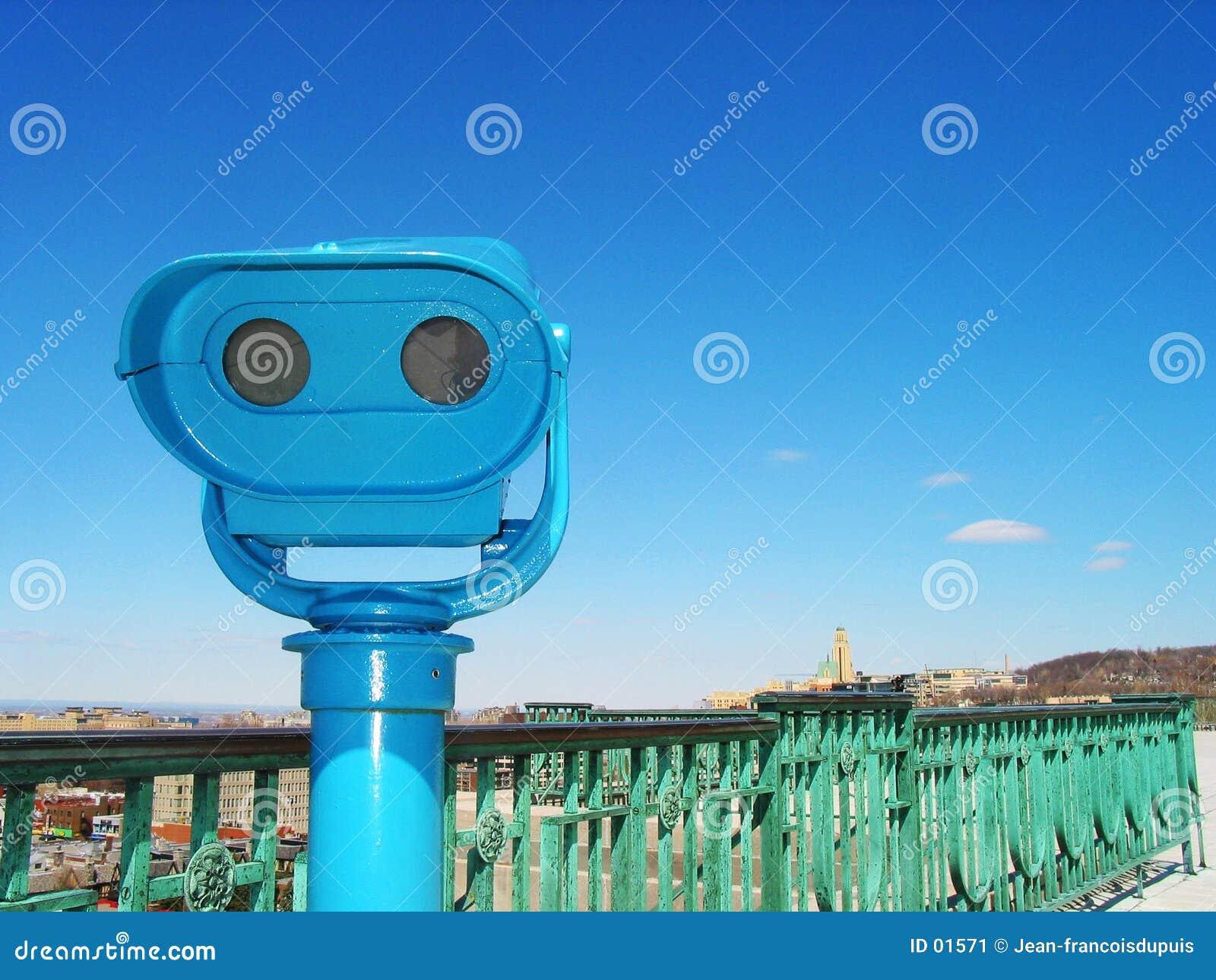 双筒望远镜