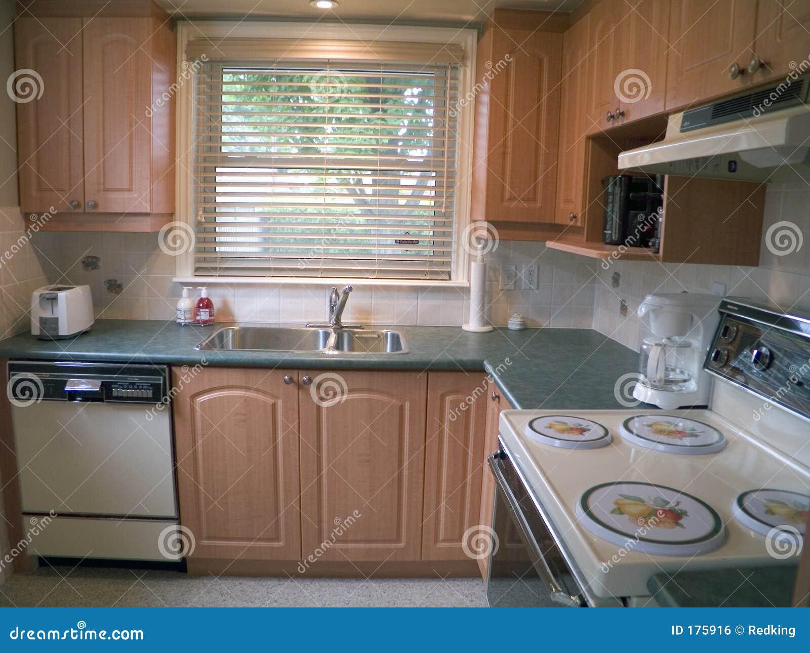 22现代的厨房