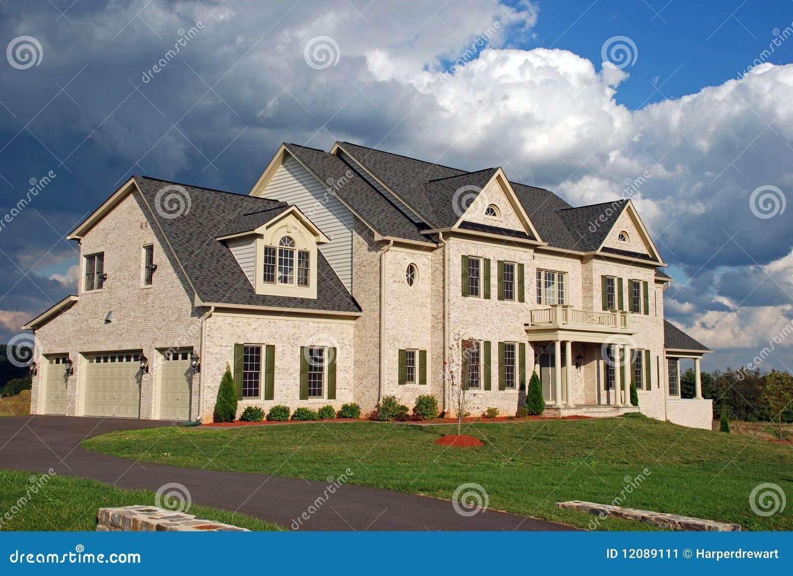 22 domów luksus