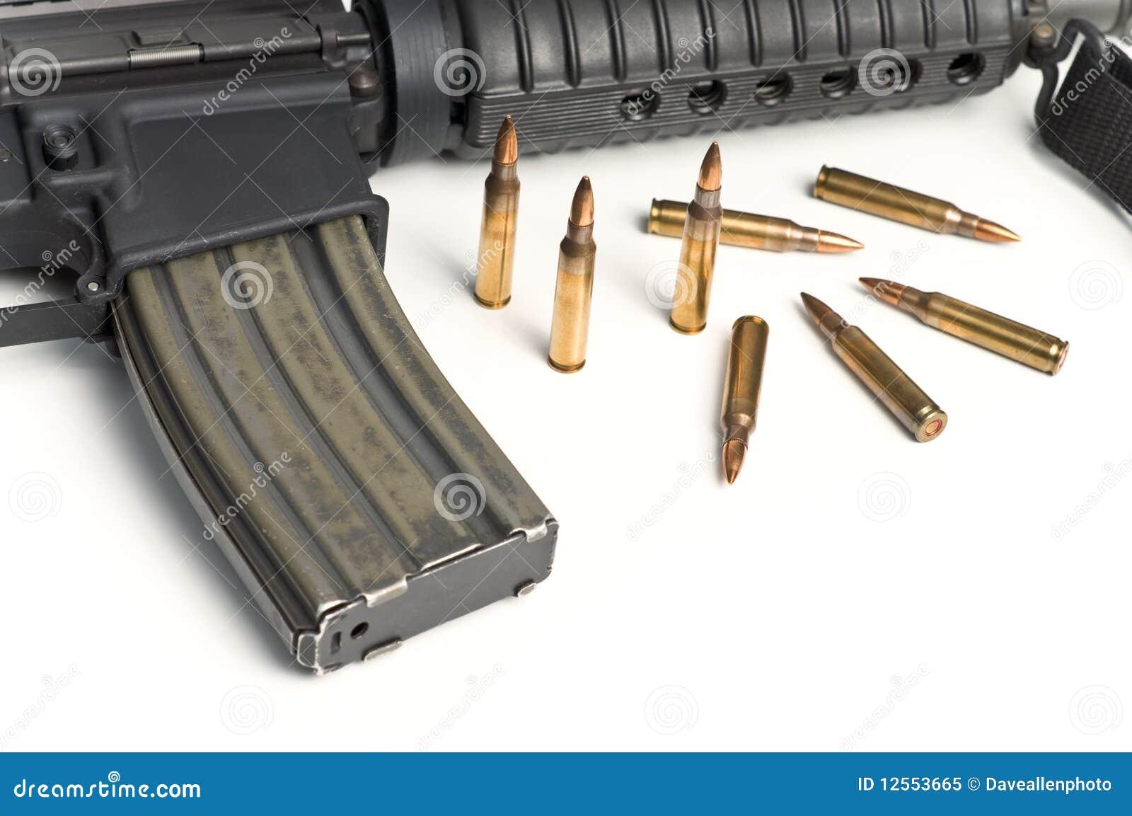 blackguns black guns bullets - photo #26