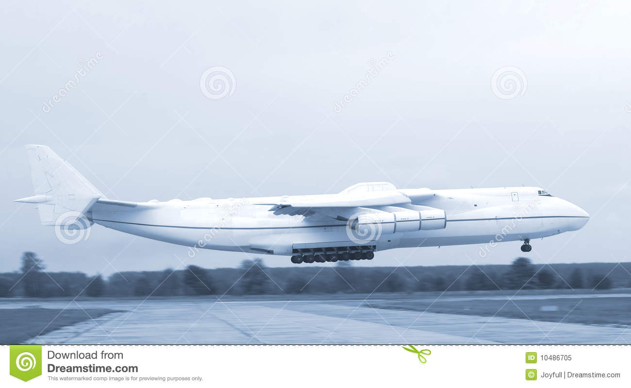Antonov an 225 mriya biggest airplane in the world