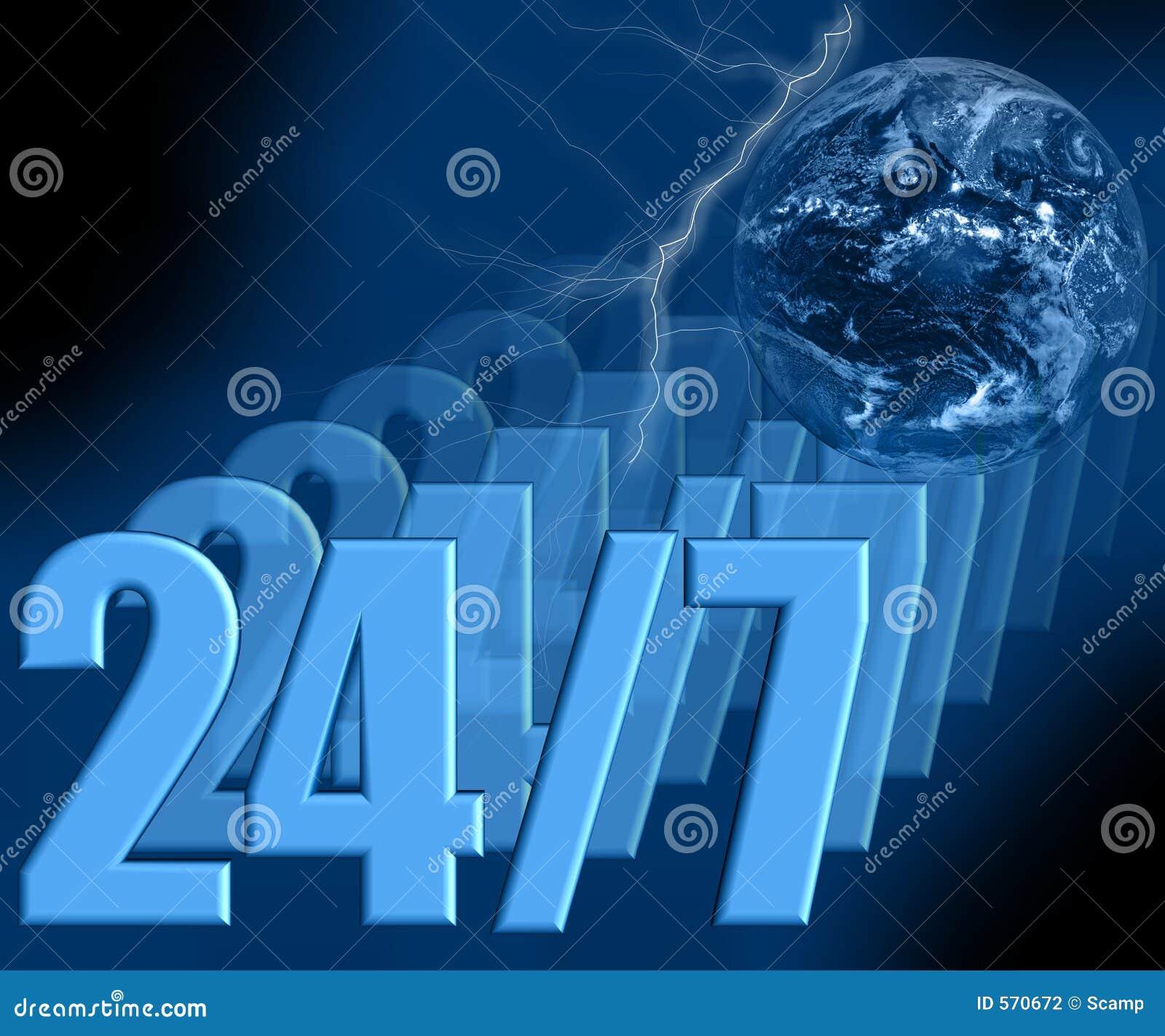 24/7 - Abra sempre 3D
