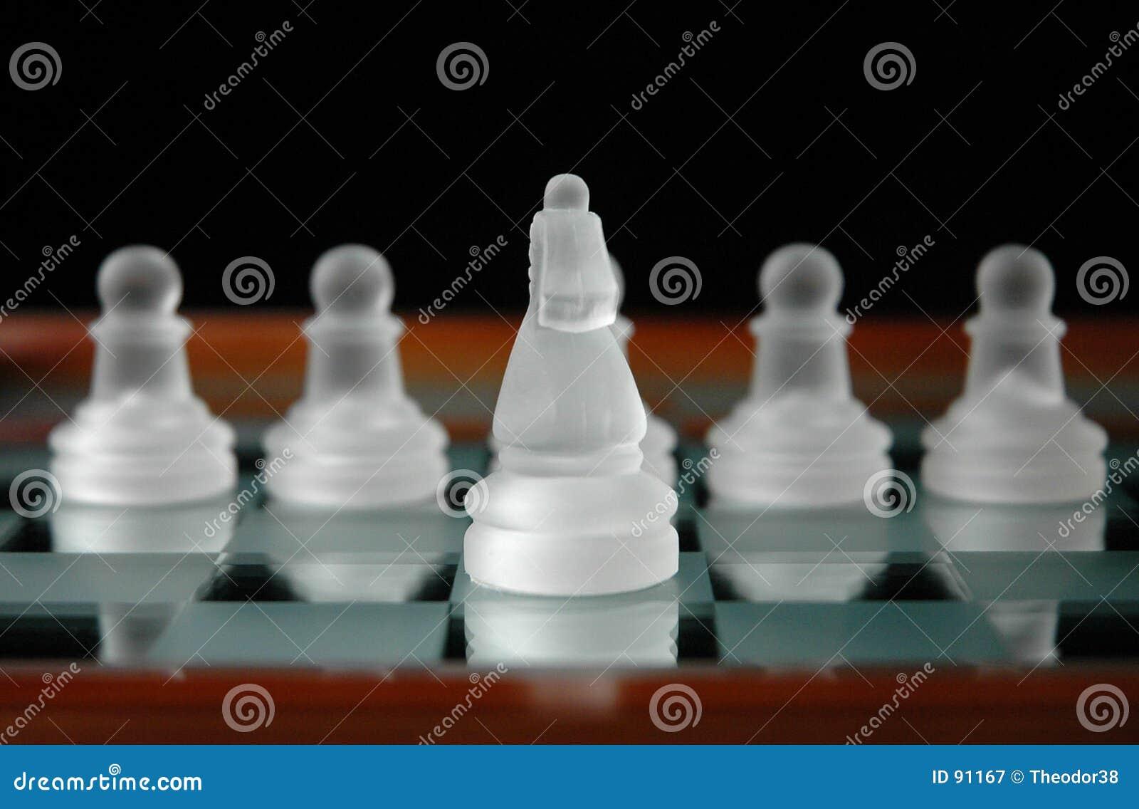 24 szachów kawałki