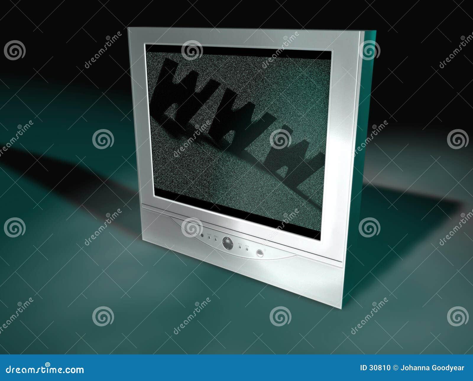 平面式屏幕电视