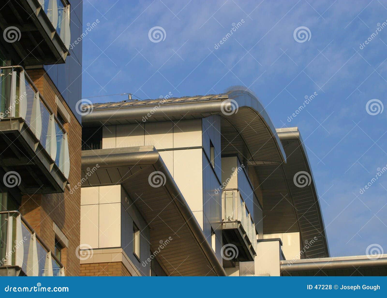 当代的公寓