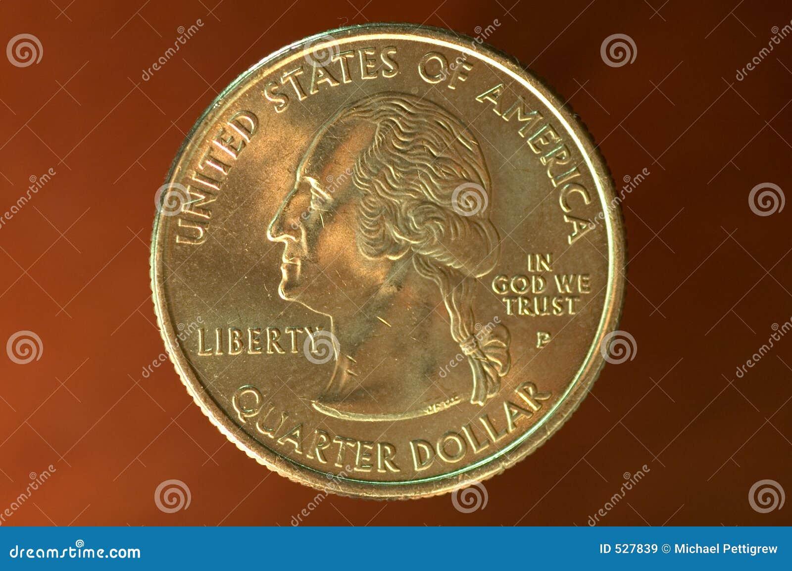 Download 25分季度 库存图片. 图片 包括有 造币, 货币, 更改, 指明, 详细资料, 美元, 信任, 关闭, browne - 527839