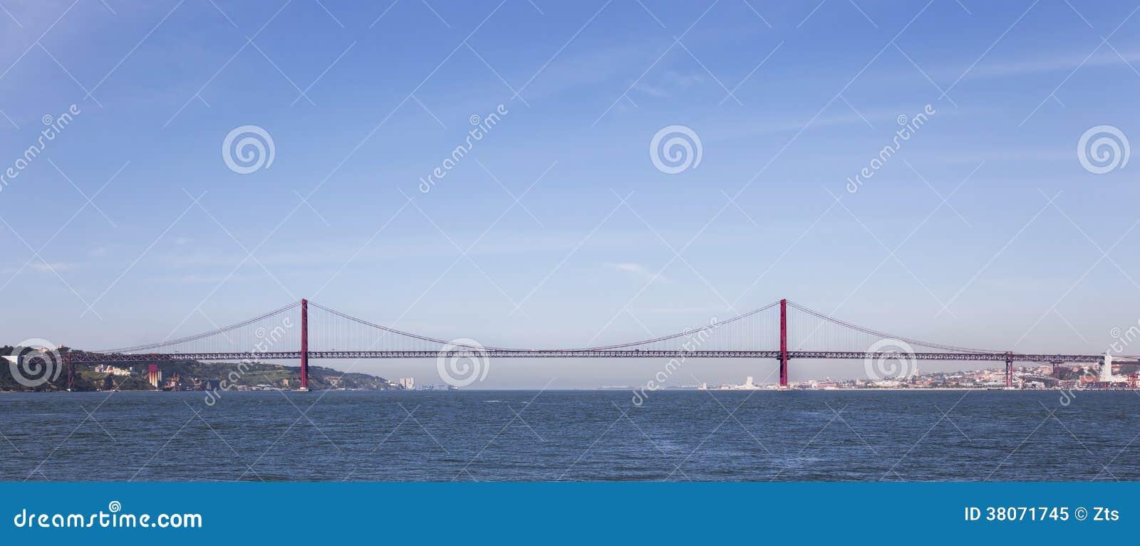 25 de Abril Bridge Lisbon