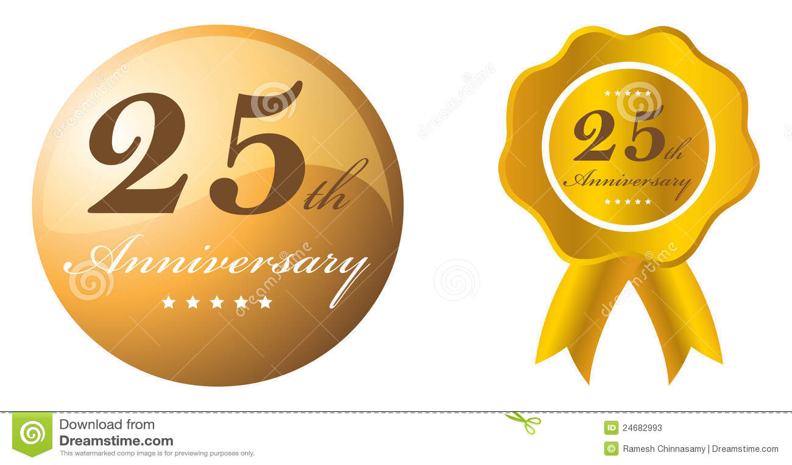 25 Anniversary Invitation is good invitations layout