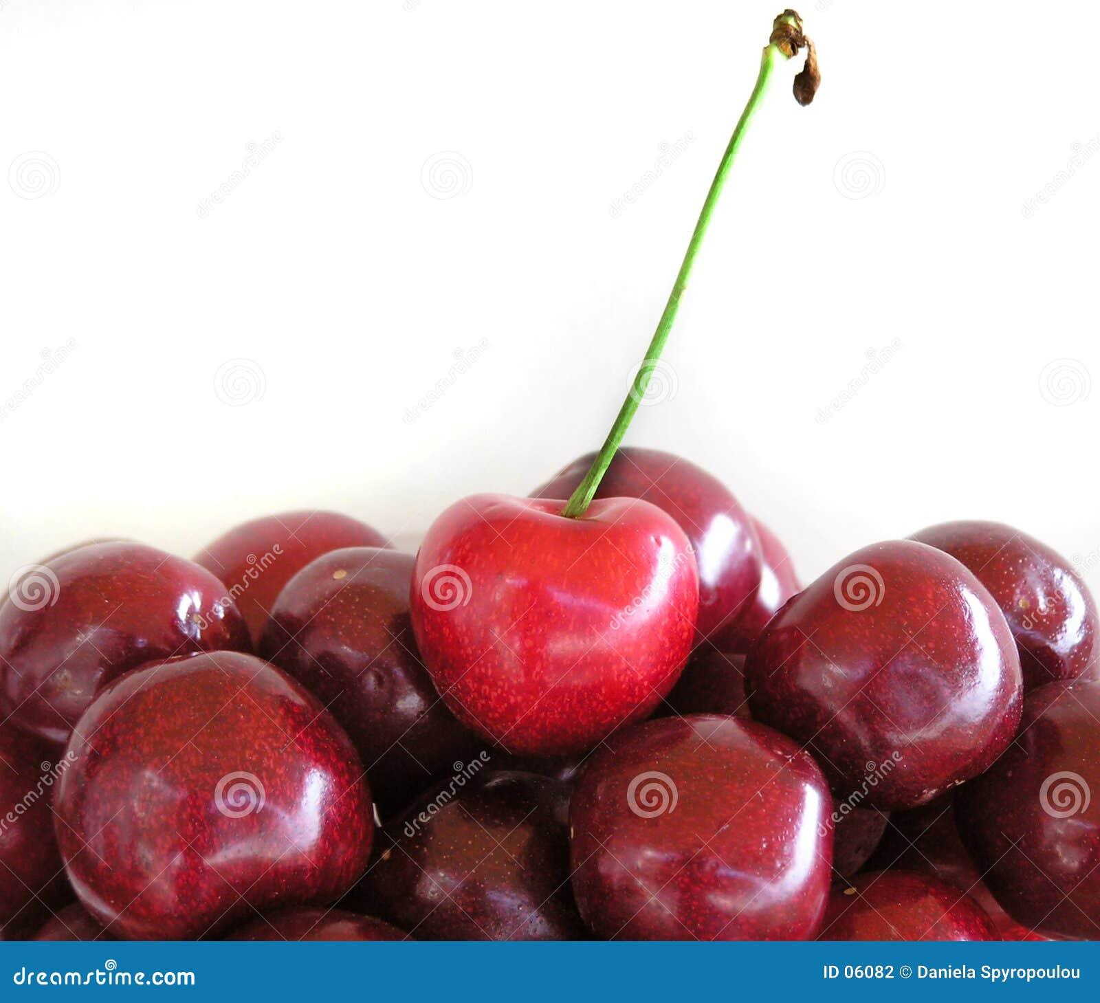 Download 樱桃 库存照片. 图片 包括有 关闭, 自然, 果子, 宏指令, 食物, 养育, 红色 - 6082