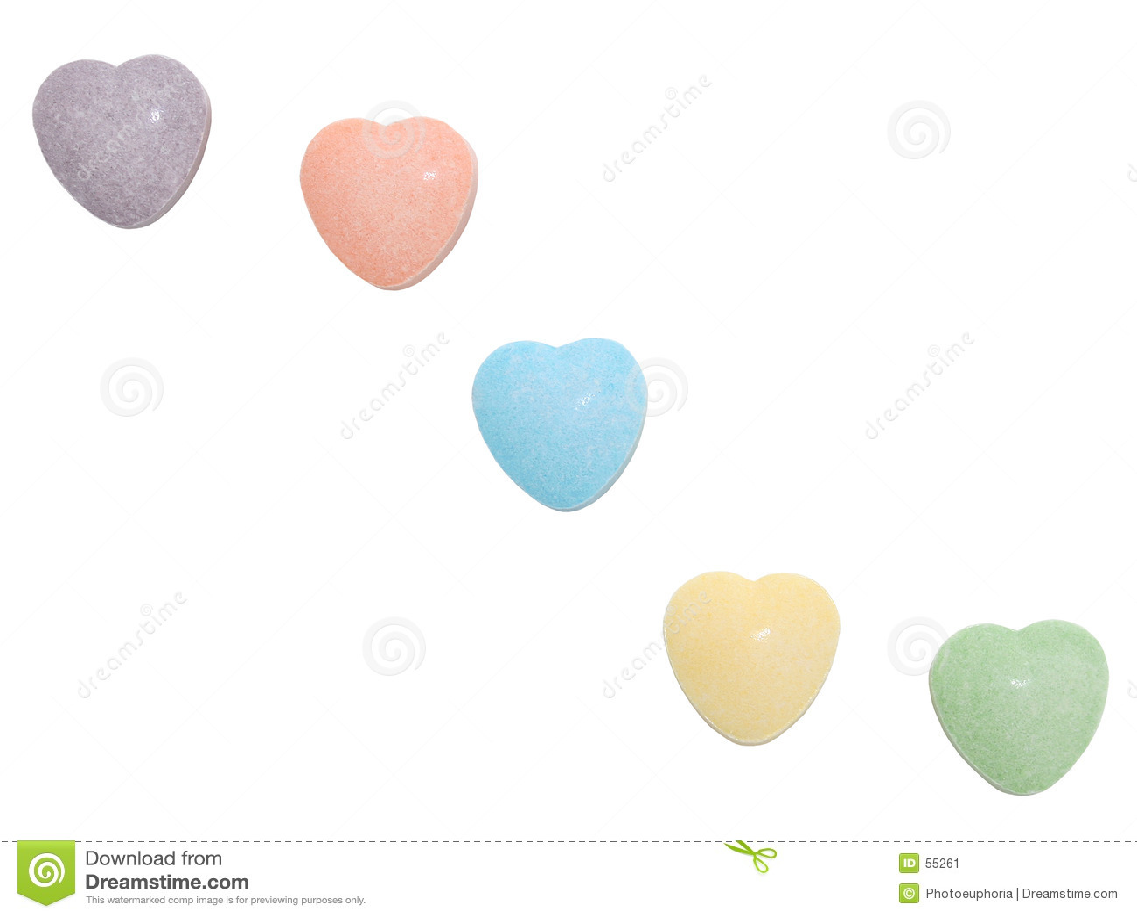 2mp 8 εικόνα καρδιών καραμελών