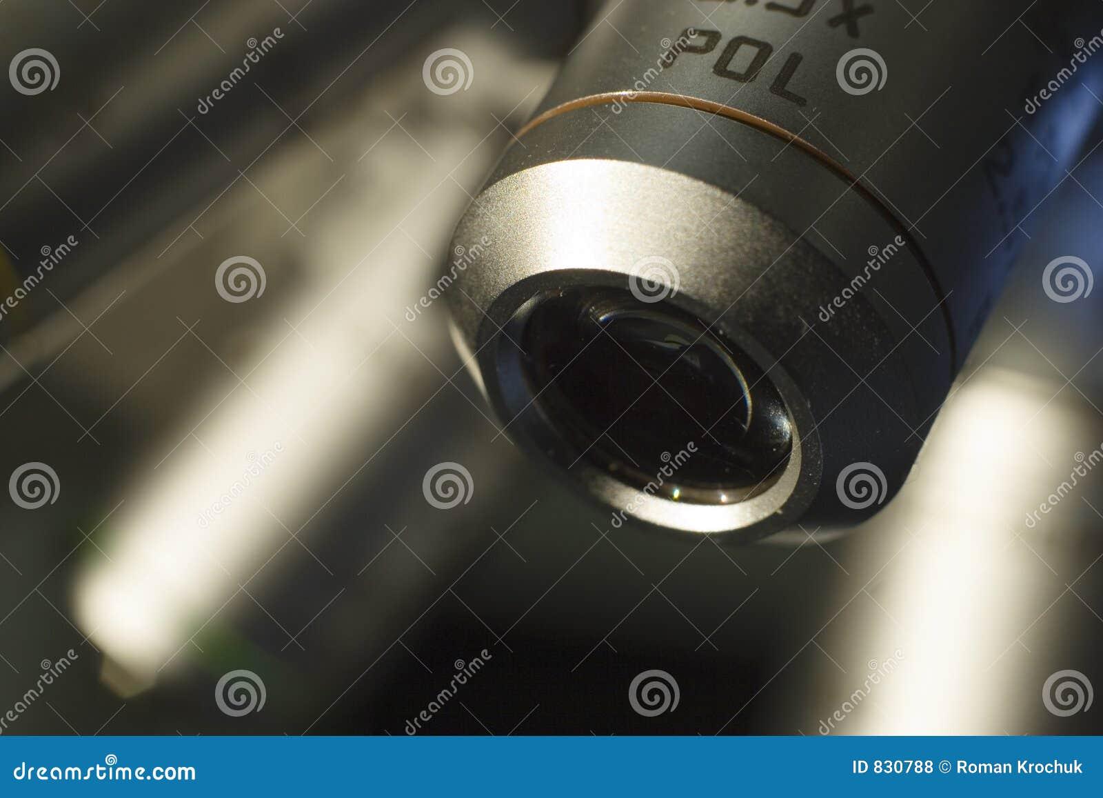 2x microscope lens