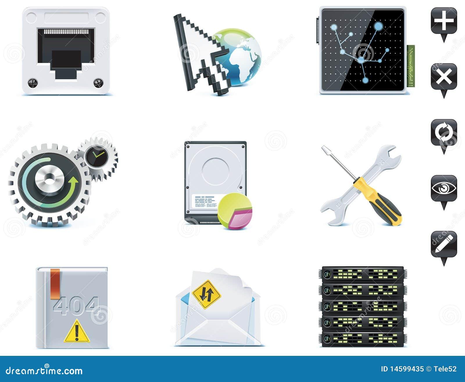 3个管理图标分开服务器