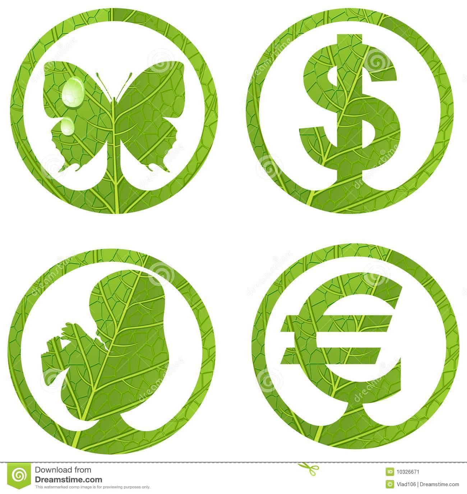 3个eco集合符号
