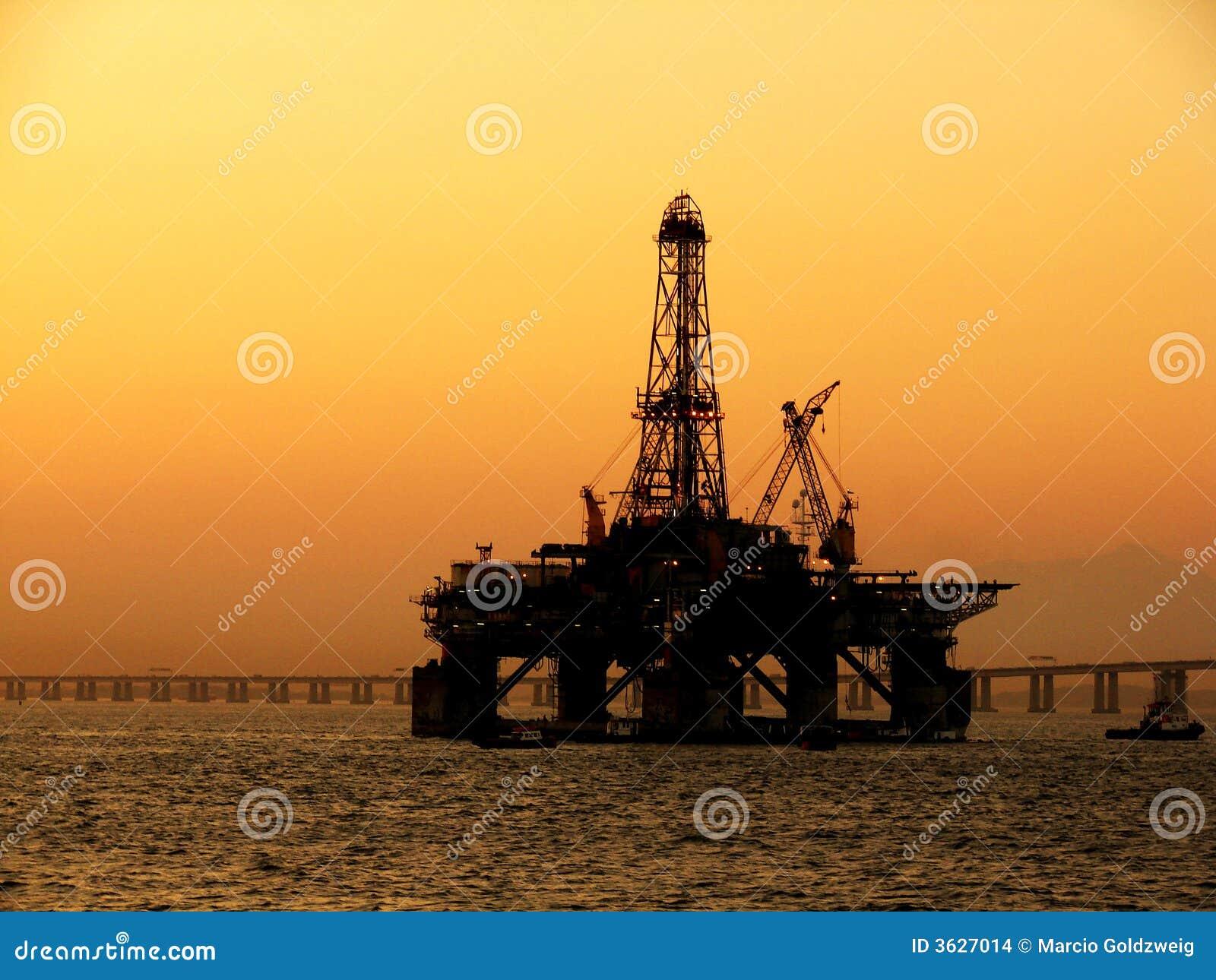 3石油平台