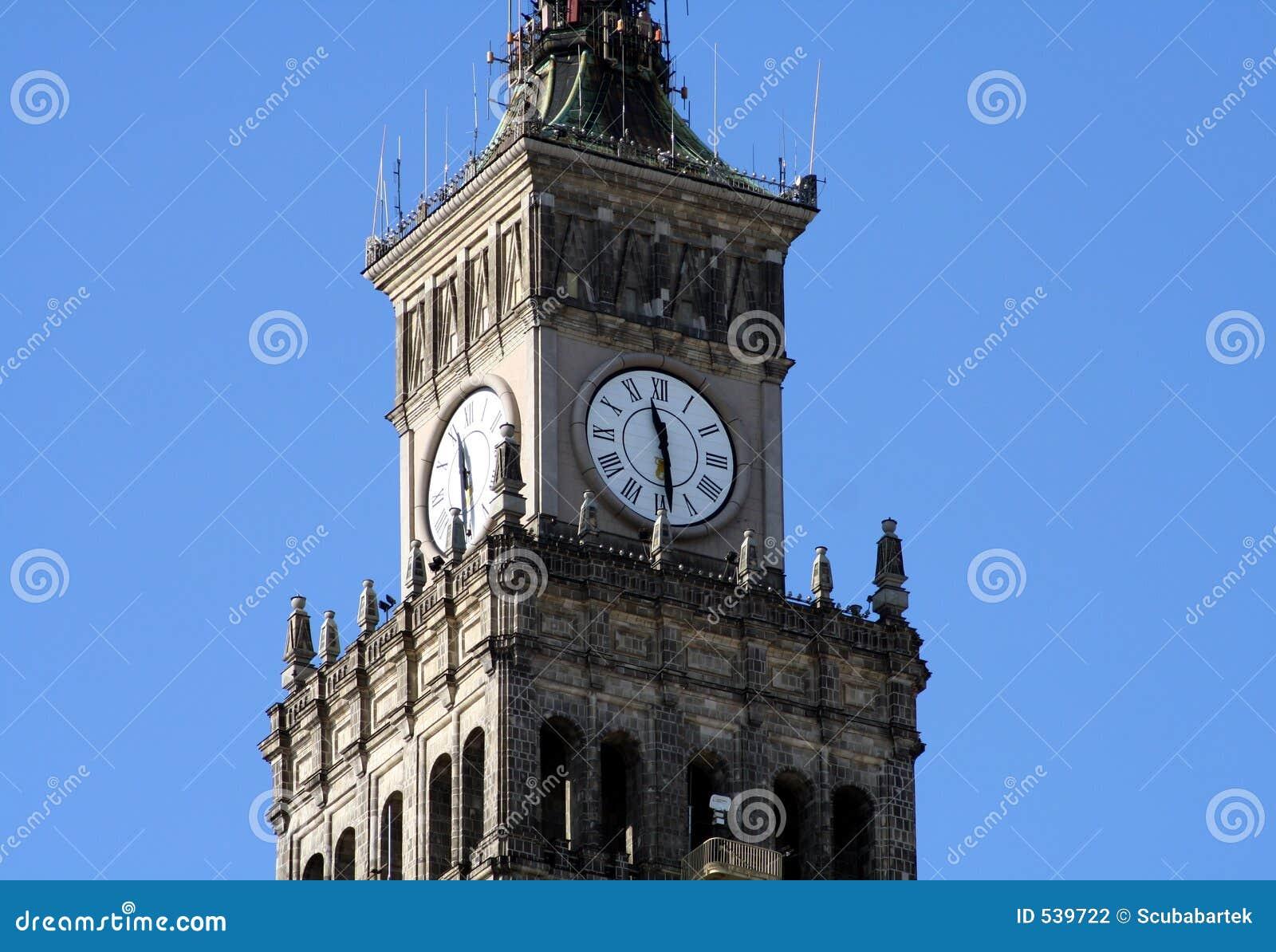 Download 3钟塔华沙 库存照片. 图片 包括有 地标, 古典, 时钟, 宫殿, 华沙, 摩天大楼, 文化, 拱道, 石头 - 539722