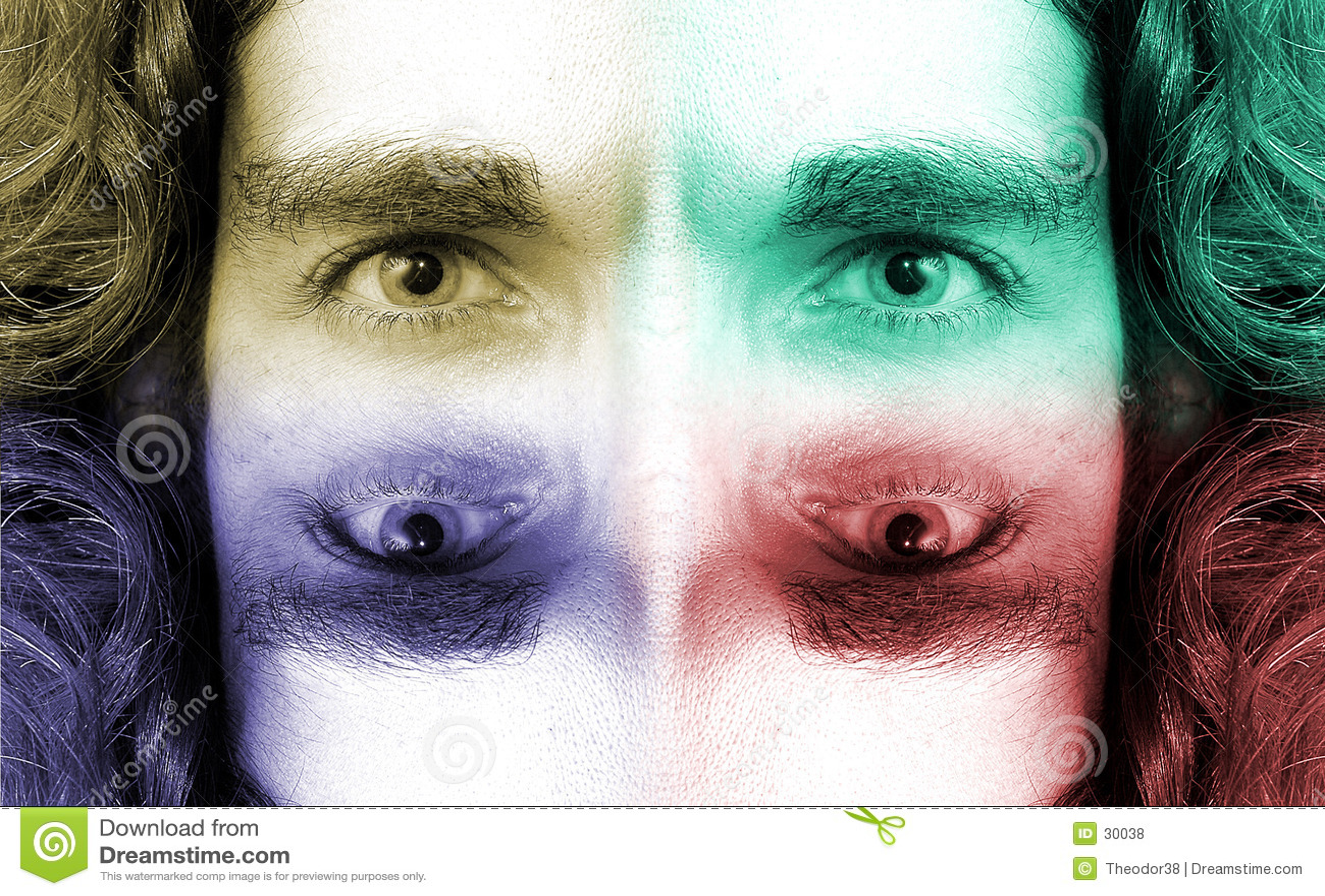 3 ögon