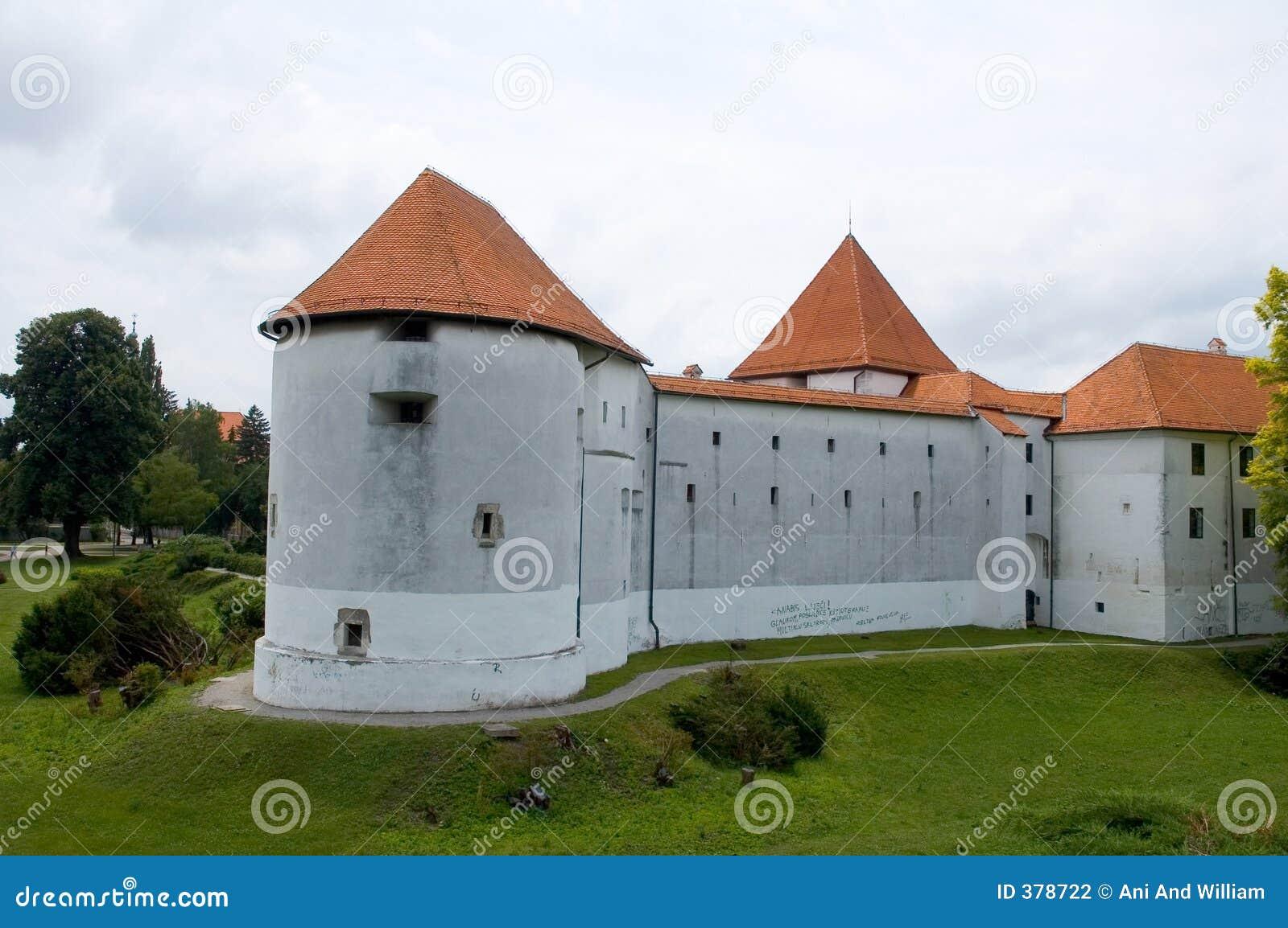 3 κάστρο Κροατία