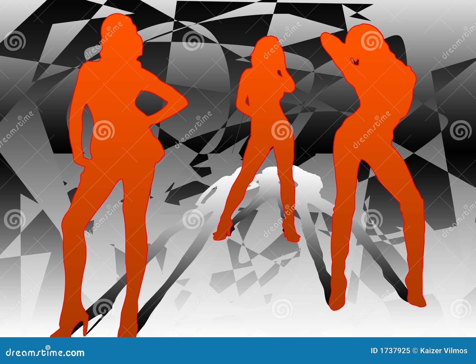 3 танцора 3