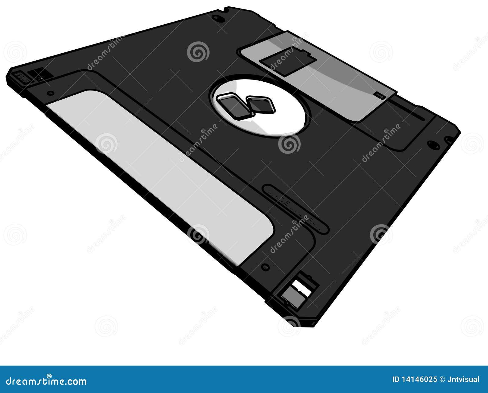 3 5 floppy disk royalty free stock photo image 14146025. Black Bedroom Furniture Sets. Home Design Ideas