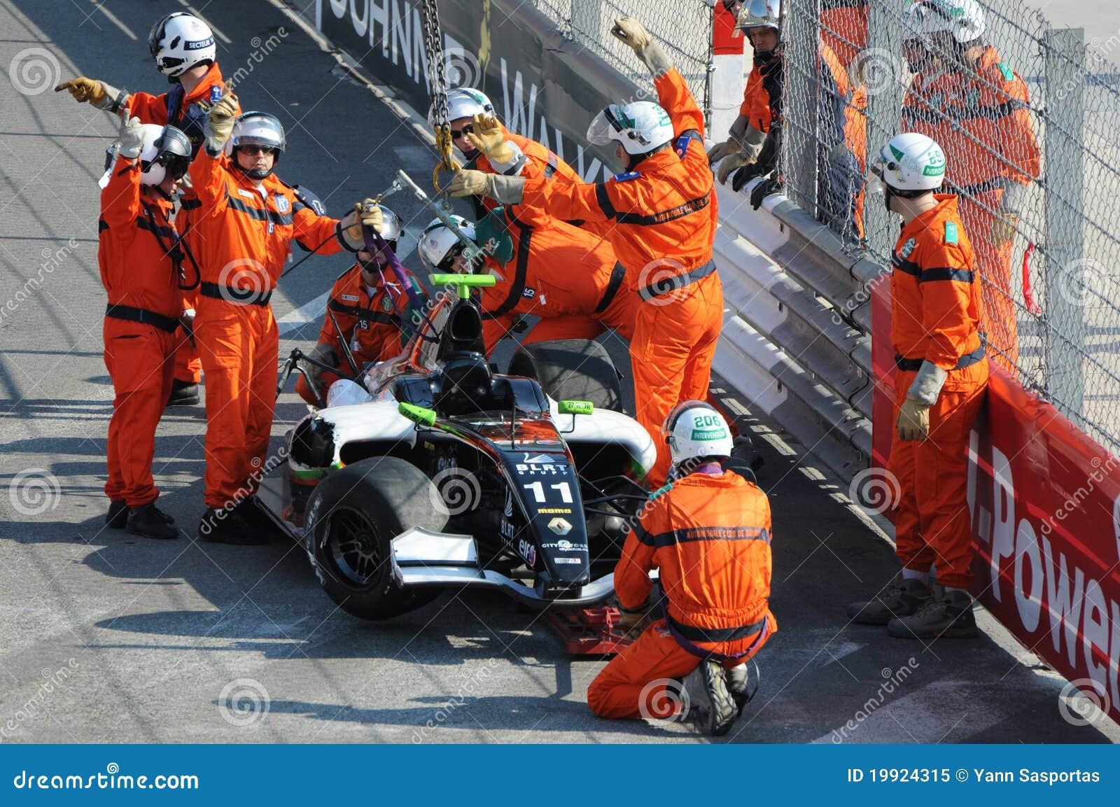 3 5l wypadek Renault