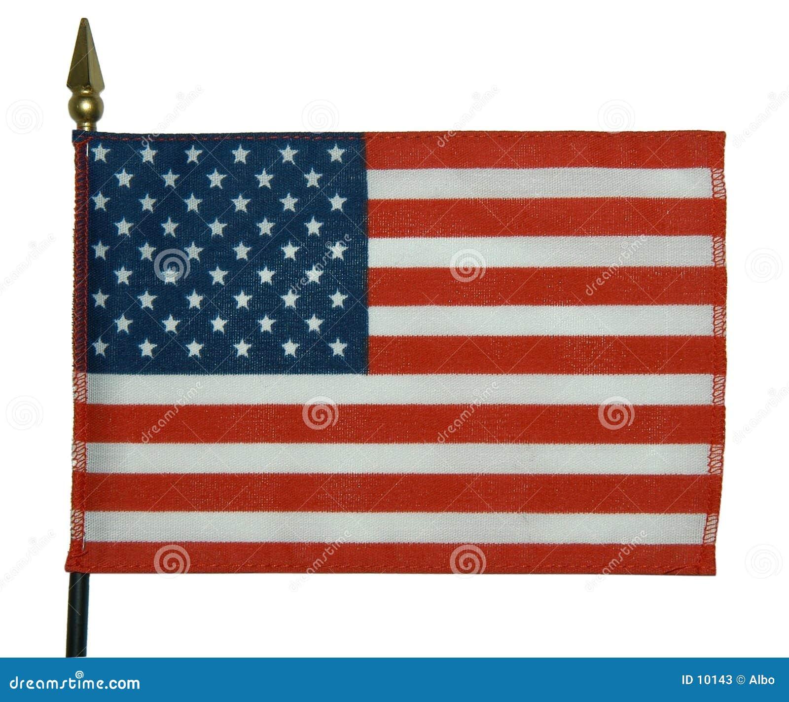 3 amerykańska flaga