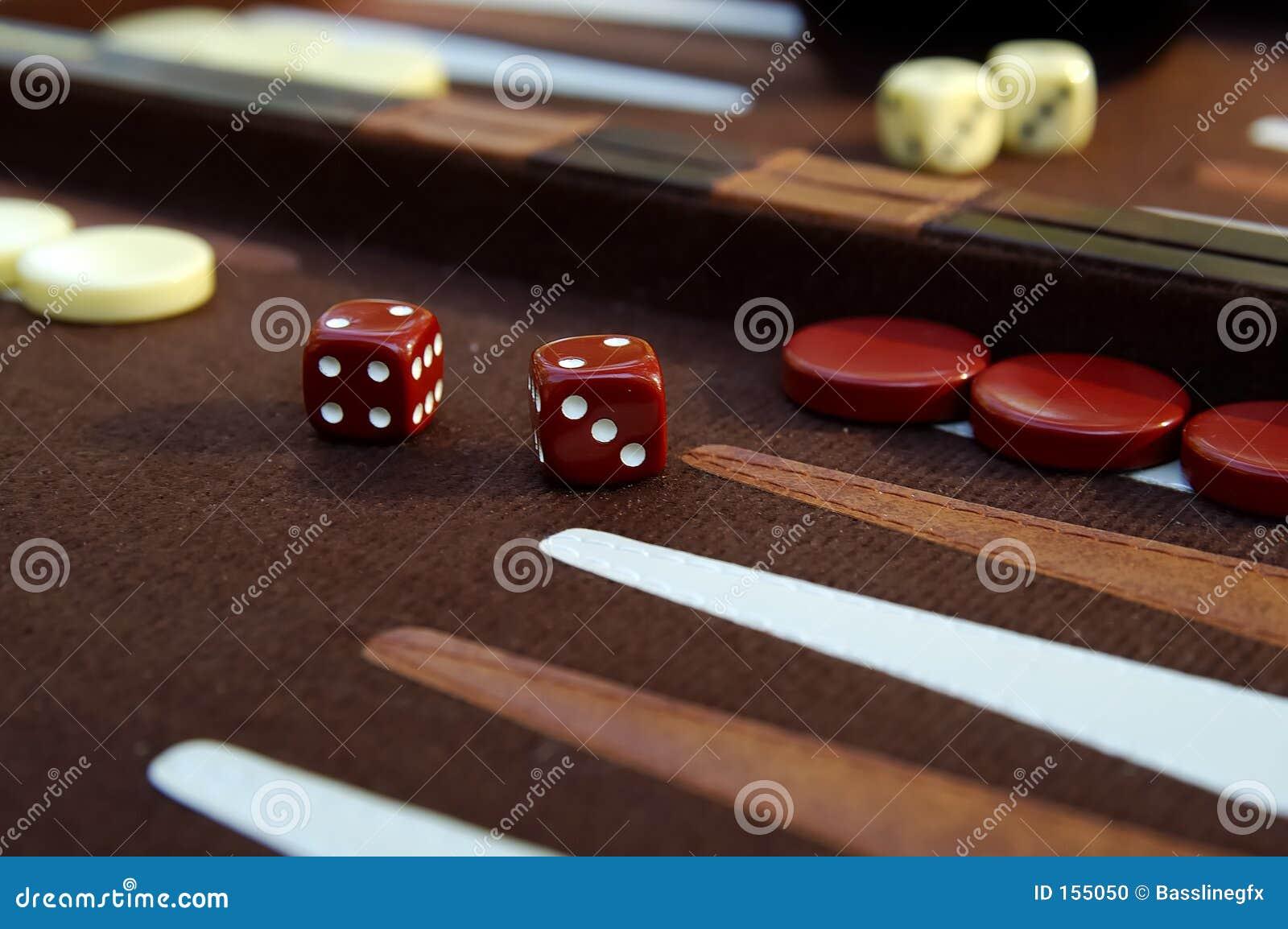 3 backgammon