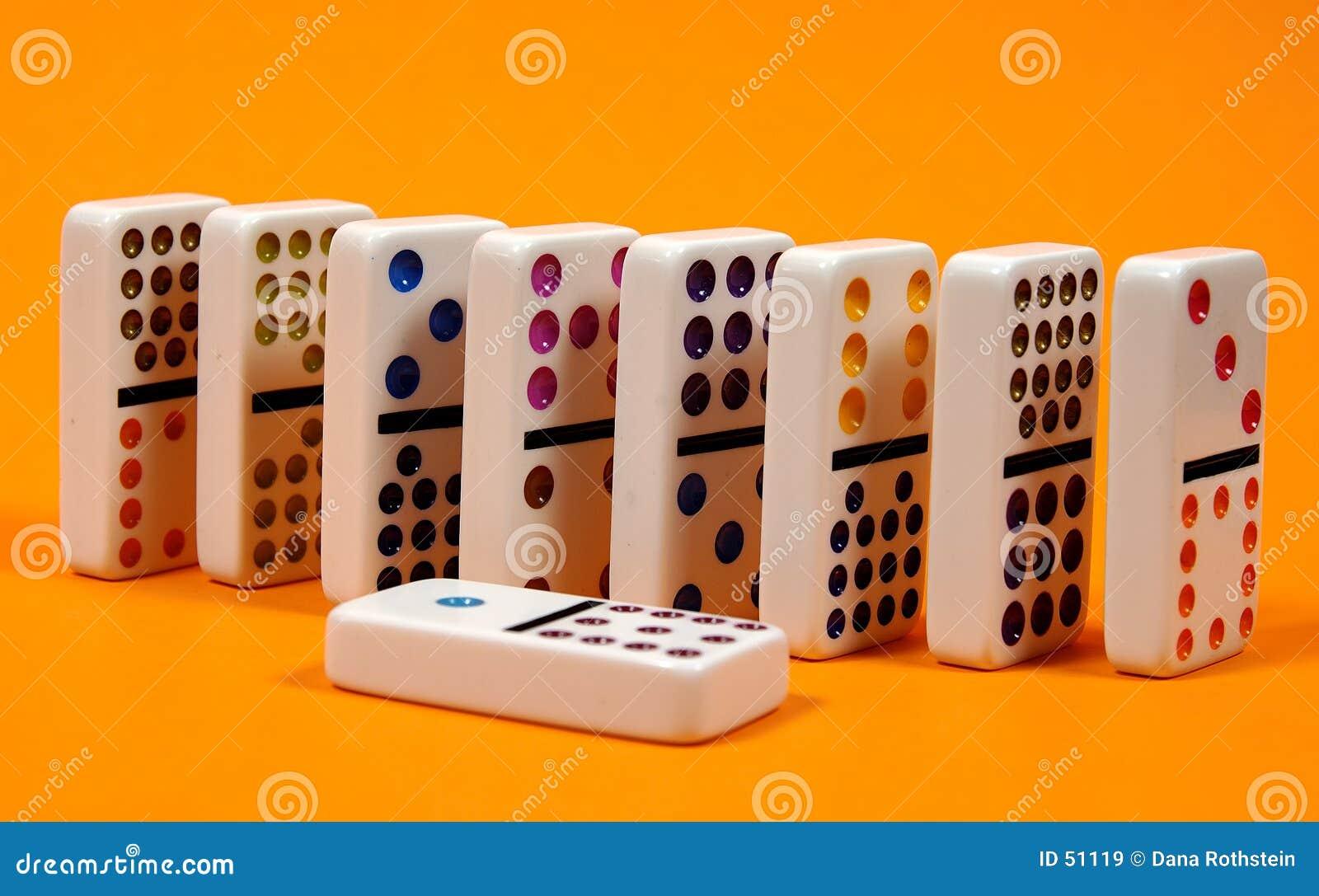 3 Domino