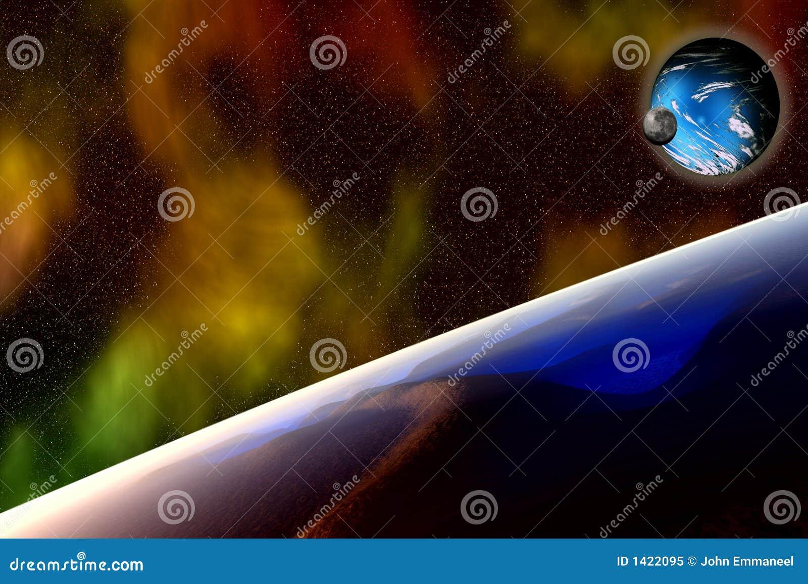 3 dziwna planeta