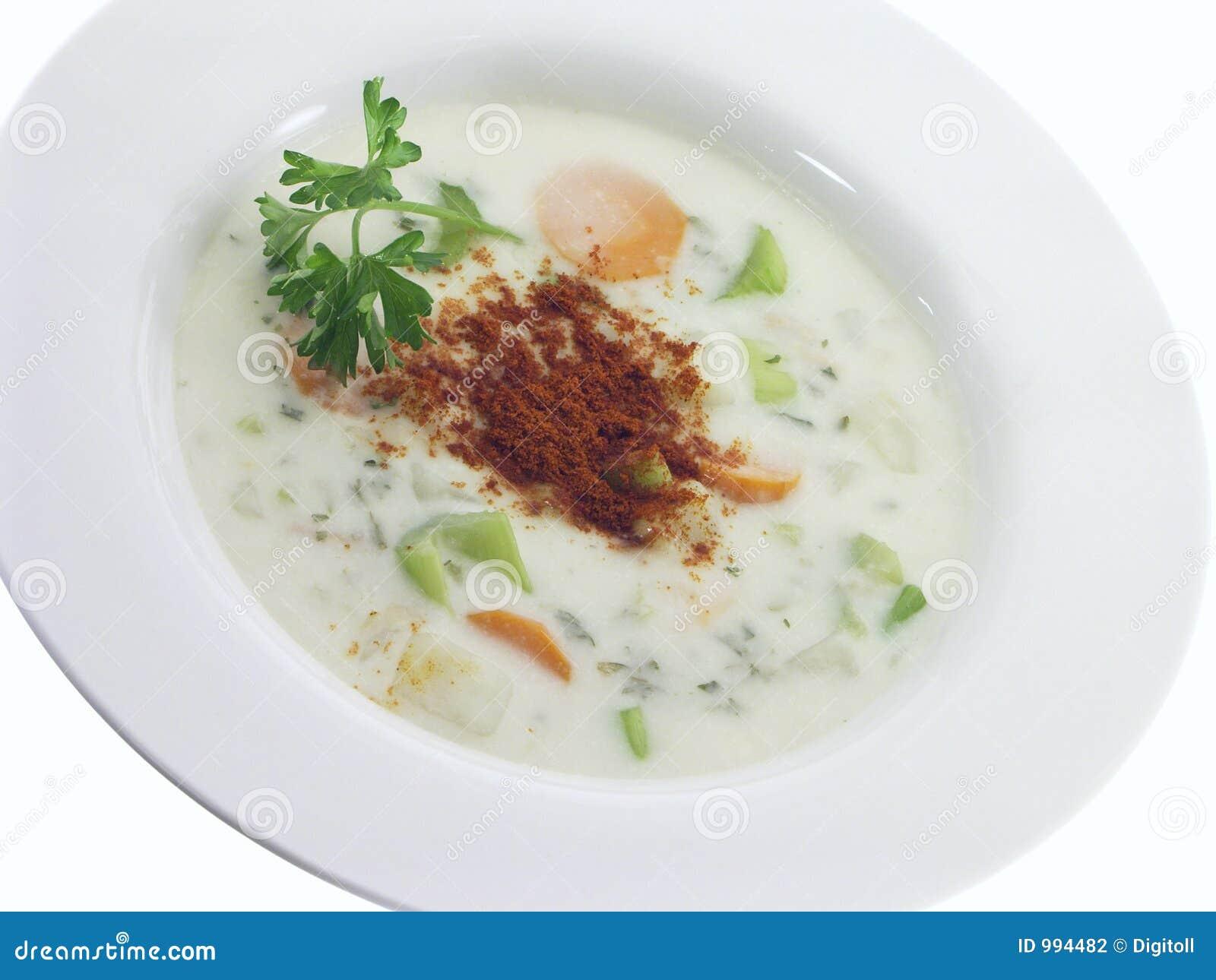 3 grönsak för 5 soup