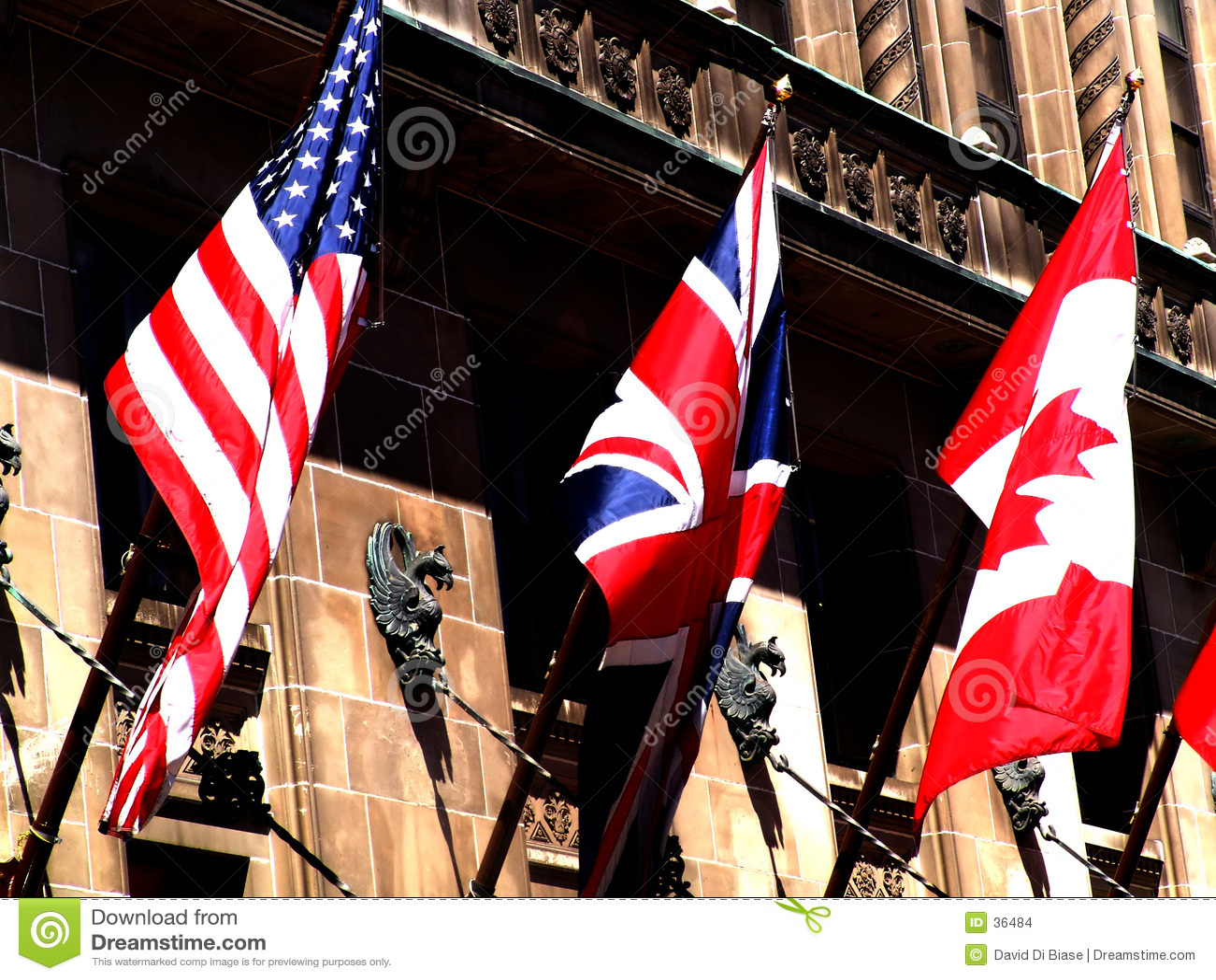 3 grandes bandeiras