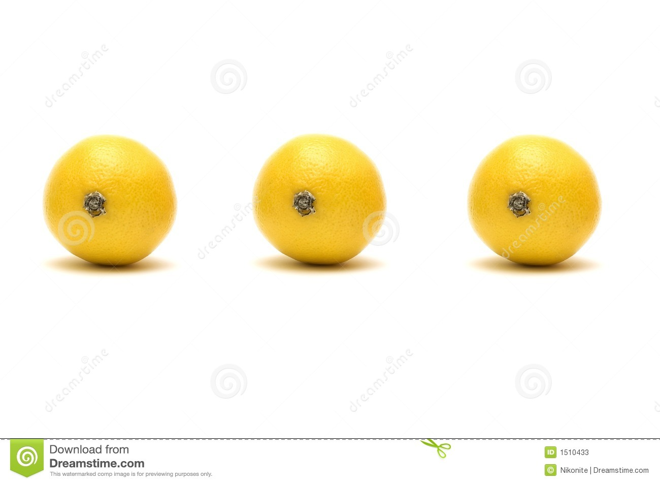 3 lemons stock image image of healthy tangy bitter