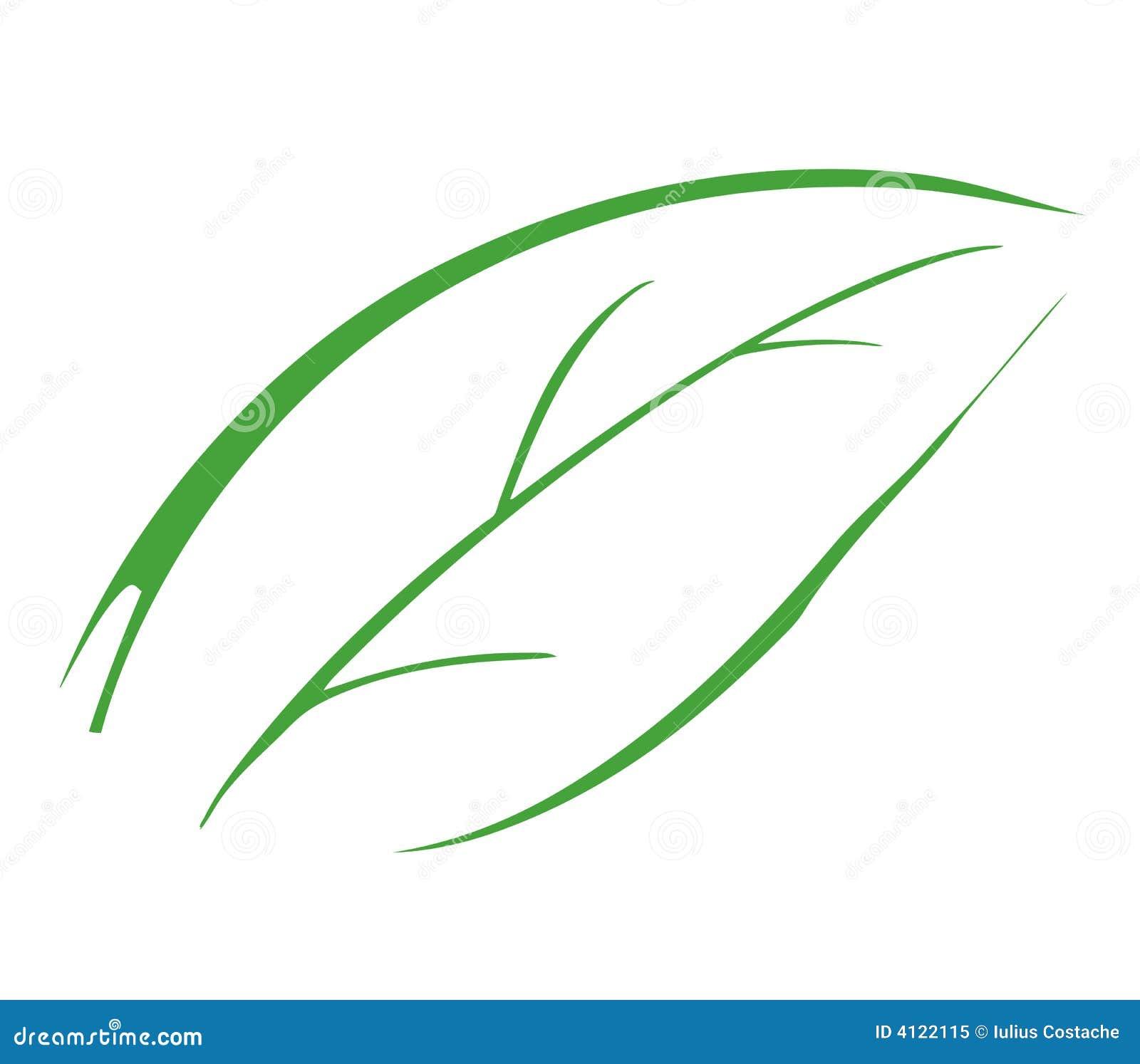 3 liści,